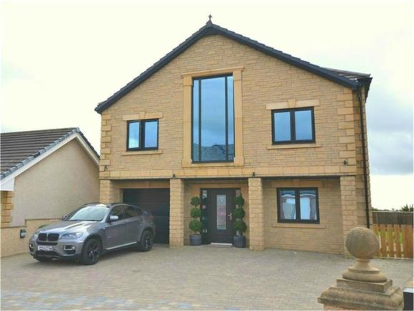 6 bedroom detached house for sale in bellaport gardens for Modern homes workington