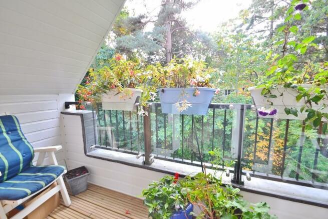 Balcony off Sitting