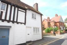 Cottage to rent in Lenham