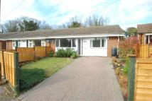 2 bed Semi-Detached Bungalow in Lenham
