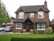 Detached house in Badgers Way, Baschurch...