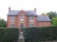 Detached home for sale in Arddleen, Llanymynech...