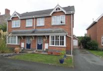3 bed semi detached property for sale in Orchard Green...