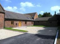 Barn Conversion in Frodesley, Dorrington