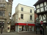Flat to rent in Bailey Street, Oswestry