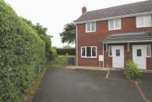 3 bedroom semi detached home to rent in The Crescent...