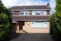 Detached home to rent in Dawstone Road Heswall