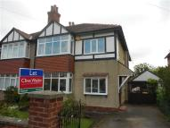 Hilbre semi detached house to rent