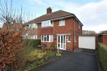semi detached house to rent in Greenbank Road West Kirby