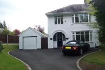 semi detached home in The Crescent Gayton