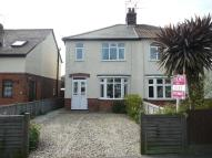 semi detached home to rent in Mayflower Avenue...