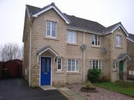 semi detached home in St. Georges Close, Colne...