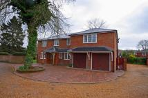 Detached home to rent in Lock Road, Marlow