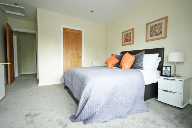 Show home bedroom tw