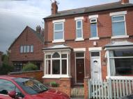 semi detached home in Cleveland Avenue...