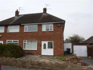3 bedroom semi detached home in Old Hall Drive, Whitby...