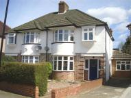 semi detached property for sale in Syon Park Gardens...