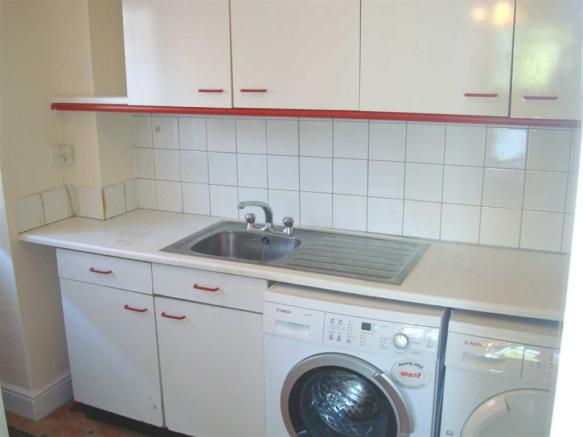 Utility Room with