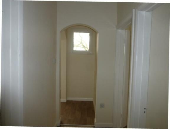 Door to back