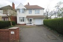 Detached property in Bridge Cross Road...
