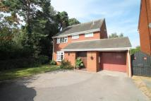 4 bed Detached home in Swarbourn Close, Yoxall...