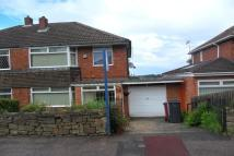 3 bed semi detached property in Netherfield Crescent...