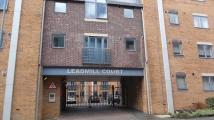 1 bedroom Flat to rent in Leadmill Court...