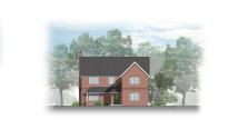 new home for sale in The Street, Bramerton