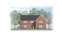 5 bedroom new house for sale in Plot 6...