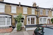 Biscay Road Terraced property to rent