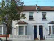 Terraced house in Yeldham Road, Hammersmith