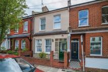 3 bed Terraced home in Lochaline Street, London