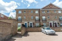 Town House in Millwood Court, New Road...