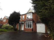 3 bedroom semi detached house for sale in Lordswood Road, Harborne