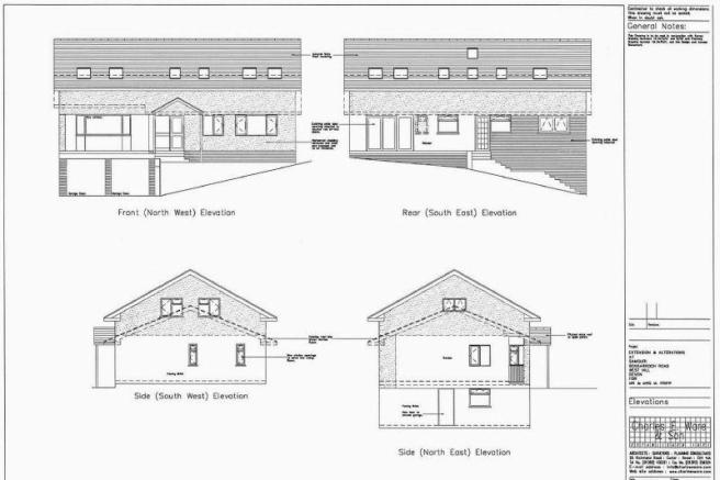 Proposed Extension Plan