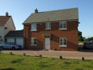 4 bed Link Detached House in Baden Powell Close...