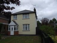 3 bed Detached house in Lodge Road, Writtle...