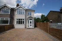 4 bed semi detached house in Brentwood Road, Romford...