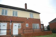 semi detached property to rent in York Ave, County Durham...