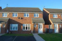 3 bed semi detached home to rent in Bishops Court...