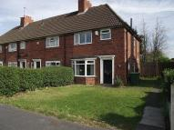 3 bedroom End of Terrace house to rent in MANOR ROAD, Wednesbury...