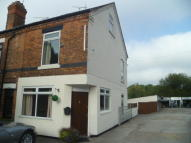 Derby Road semi detached property to rent
