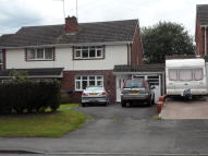 semi detached house in Stafford Lane...