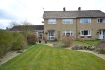 semi detached home in Willow Close, Heckington...