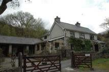 Detached house for sale in Beddgelert, Caernarfon...