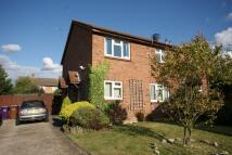 semi detached house in Swift Close Letchworth...