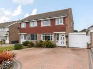 Smeaton Close semi detached property for sale