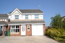 Detached house for sale in Brookfield Way, Heanor...