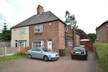 2 bed semi detached property for sale in Trowell Road, Wollaton...