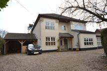 4 bedroom Detached house in Kelling Road, Holt...